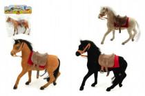 Kůň fliška 20cm - mix barev