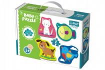 Puzzle baby Zvířátka