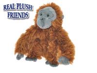 Opice plyšová 21 cm