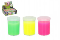 Sliz - hmota 110g plast 7cm - mix barev