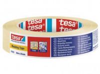 páska krepová 25mmx50m ŽL TESA