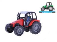 Traktor 16 cm na setrvačník - mix barev