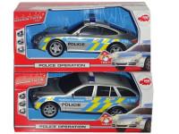 Policejní auto 1:18, mluví česky - mix variant či barev