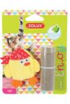 Hračka kočka PIRATE plnící+šanta žlutá Zolux