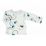 Kojenecká bavlněná košilka Nicol Fox Club - 68 (4-6m) - VÝPRODEJ