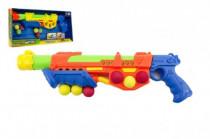 Pistole na vodní bomby plast 47cm