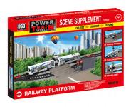 Power train World - Železniční přejezd