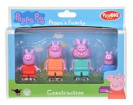 PlayBig BLOXX  Peppa Pig Figurky Rodina