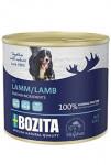 Bozita DOG Paté Lamb 625g