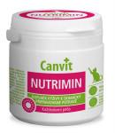 Canvit Nutrimin pro kočky plv 150 g