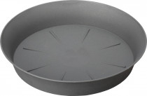 Plastia miska Tulipán - anthracite  45 cm