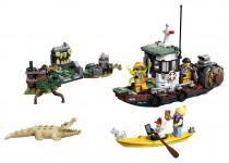 Lego Hidden Side Stará rybářska bárka