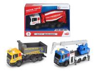 Nákladní auto Scania City Builder - mix variant či barev