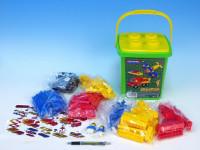 Stavebnice Cheva 1 Basic plast
