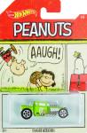 Hot Wheels tématické auto - Peanuts