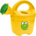 Dětská konvička plastová žlutá Stocker