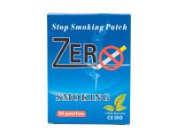 Přírodní náplast pro odvykání kouření ZERO SMOKING