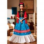 Barbie světoznámé ženy Frida Kahlo