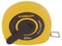 pásmo ocelové 20m/10mm KOMELON
