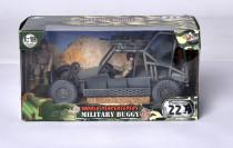 Mac Toys Vojenské vozidlo - VÝPRODEJ