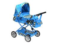 Kočárek KASIA ATX modrý 84 cm
