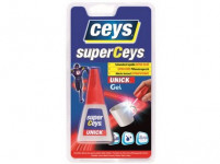 lepidlo vteřinové 5g gel SUPERUNIC EXTREME POWER se štětcem