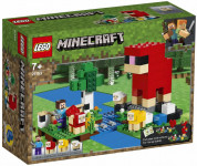 LEGO MINECRAFT 21153 Ovčí farma