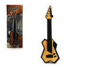 Kytara plast 40cm - mix barev
