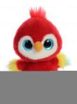 Plyšová Papoušek Yoo Hoo Lora 15 cm