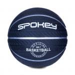 Spokey MAGIC Basketbalový míč černý s bílým vel. 7