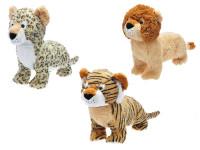 Zvířátko safari plyšové 50 cm - mix variant či barev