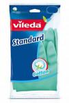 Rukavice pro domácnost Vileda Standard gumové S malé