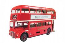 """Autobus Routemaster Bus RM 5 """"Double Decker"""" kov 1:36 Kovap"""