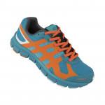 Spokey LIBERATE 5 Běžecké boty dámské petrol-oranžová vel. 38
