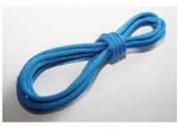 šňůra PPV 6mm barevná pletená spiroidně 20pr. (100m)