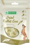 Nature's Protection Dog Snack sušená králičí ouška 20 g