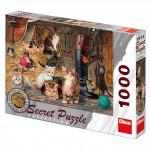 Kočičky 1000D secret collection