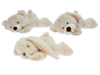Zvířátko plyšové ležící 22-24 cm - mix variant či barev