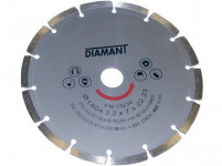 kotouč diamantový 125 segmentový