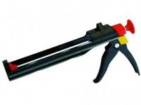 pistole vytlačovací polouzavřená plastová