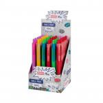 Ring kuličkové pero mix barev, 36 ks / balení
