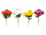 Chryzantéma X7 MIX 7 květů 35cm