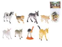 Zvířátka Farma plast 5-9cm