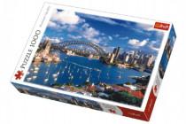 Puzzle Port Jackson, Sydney 1000 dílků