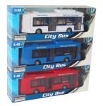 1:48 Autobus městský - mix variant či barev