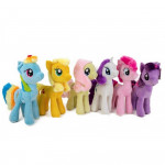My Little Pony plyšový koník - MIX VARIANT ČI BAREV