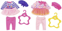 BABY born Šatičky s čepičkou, 2 druhy - mix variant či barev