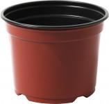Květináč - kontejner Desch 9 cm - terakota - 10 ks