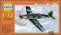 Model Arado AR-96 1:72 15,2x1,18 cm