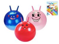 Skákací míč 45 cm - mix barev